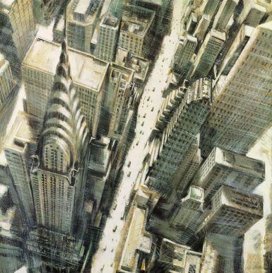 aerial-view-of-chrysler-building