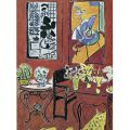 Henri Matisse - Large Red Interior, 1948