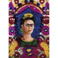 Frida Kahlo - The Frame
