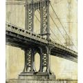 P. Moss - Manhattan Bridge