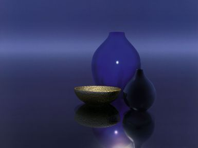 blue-vases-with-bowl