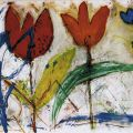 Ursula Meyer-Petersen - Tulips I